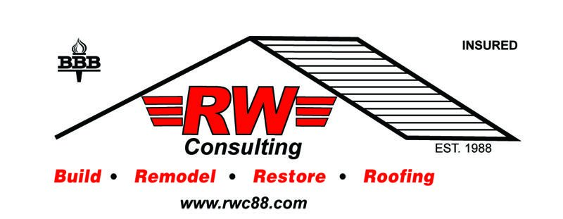 RW Consulting - Roofing - Reconstruction - Restoration - Remodeling